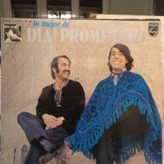 Discos de vinilo: LO MEJOR DE DÍA PROMETIDO. PHILIPS 1976. Lote 184890440