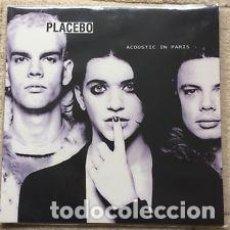 Discos de vinilo: PLACEBO – ACOUSTIC IN PARIS LP. Lote 184891597