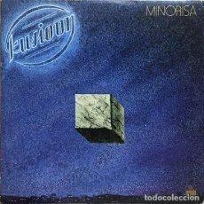 Discos de vinilo: LP FUSIOON MINORISA NUEVO REEDICION BLACK FRIDAY 2019. Lote 184895902