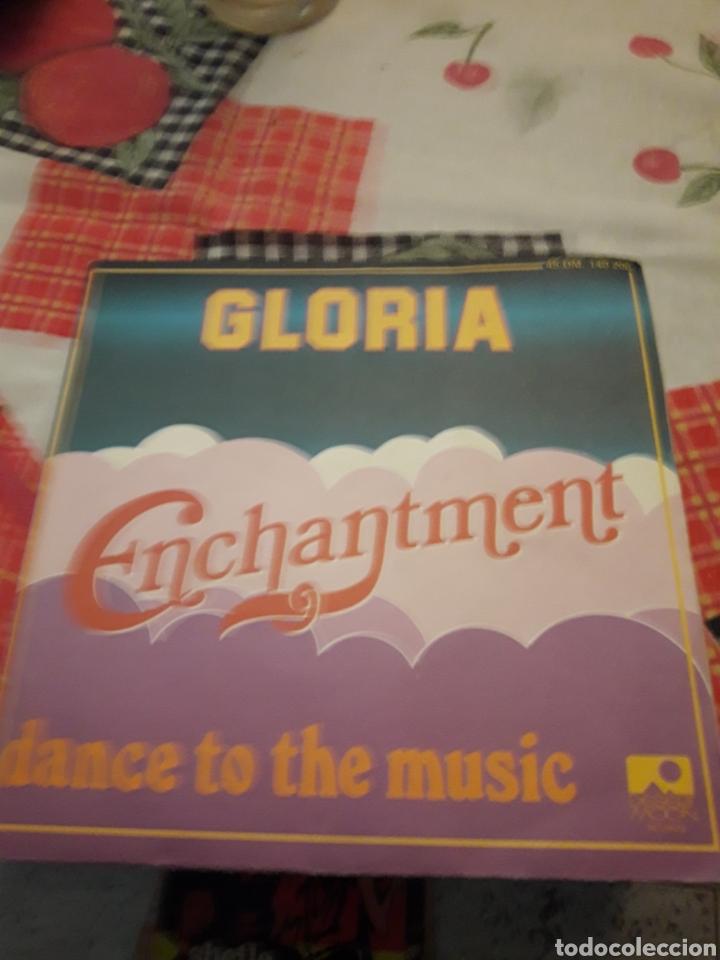 ENCHANTMENT. GLORIA. EDICION DESERT MOON. FRANCIA. MEGARARO. PARA COLECCIONISTAS (Música - Discos - Singles Vinilo - Funk, Soul y Black Music)