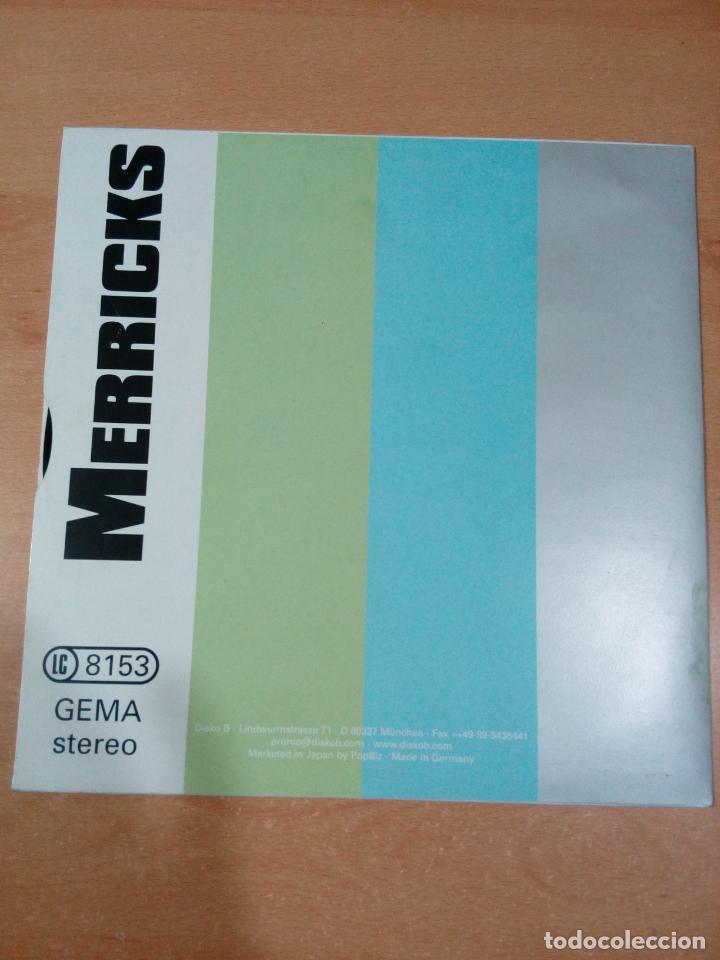 Discos de vinilo: merricks - buen estado - ver fotos - Foto 2 - 184904031
