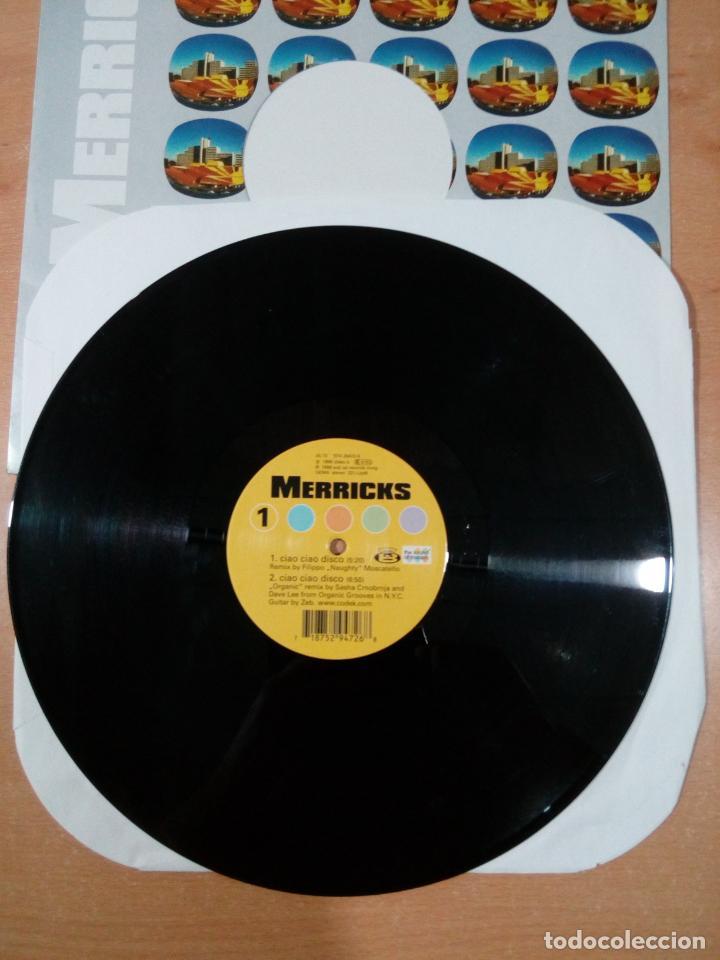 Discos de vinilo: merricks - buen estado - ver fotos - Foto 3 - 184904031