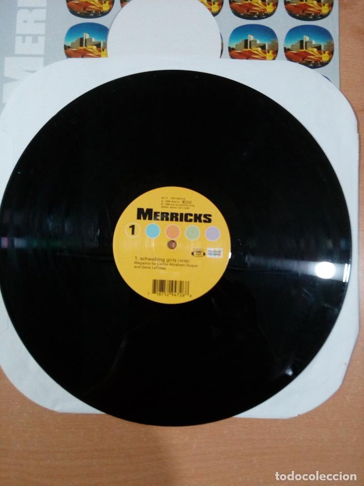 Discos de vinilo: merricks - buen estado - ver fotos - Foto 5 - 184904031