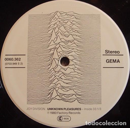 Discos de vinilo: Joy Division ‎– Unknown Pleasures- LP- - Foto 5 - 184895858