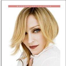 Discos de vinilo: MADONNA LOTE DE 4 CALENDARIOS. 2 OFICIALES 2007 2009, 2010, 2016. Lote 184915147