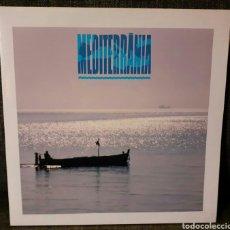 Discos de vinilo: LP - MEDITERRANIA - VARIOS ARTISTAS (1991). Lote 184930103