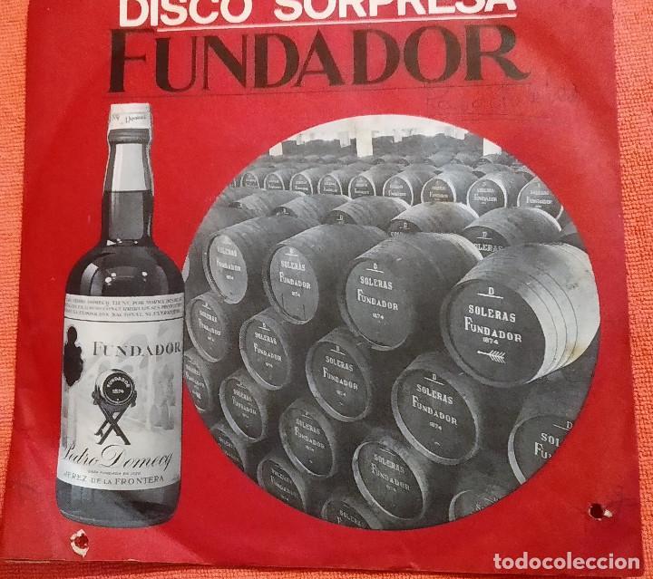 SINGLE DISCO SORPRESA FUNDADOR 10.143 PASODOBLES DE ESPAÑA, 1968, (VG_VG+) (Música - Discos - Singles Vinilo - Grupos Españoles 50 y 60)