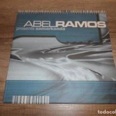 Discos de vinilo: ABEL RAMOS – SAMARKANDA. Lote 185057737
