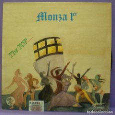Discos de vinilo: MONZA 1ER - THE TOP - LP. Lote 185112875