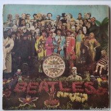 Discos de vinilo: THE BEATLES. Lote 185128765