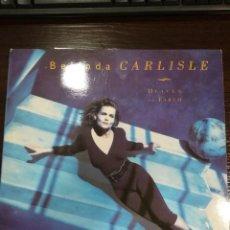 Discos de vinilo: BELINDA CARLISLE: HEAVEN ON EARTH. Lote 185172970