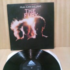 Discos de vinilo: THE FURY, BSO, JOHN WILLIAMS.. Lote 185224876