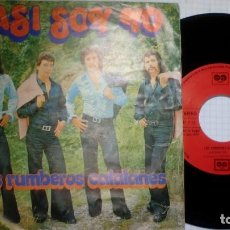 Discos de vinil: LOS RUMBEROS CATALANES?–ASI SOY YO . Lote 185226668