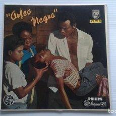 Discos de vinilo: BANDA SONORA - ORFEO NEGRO 4 TEMAS EP 1959. Lote 185412941