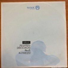Discos de vinilo: MANUEL HERRERO FEAT. J. SWEET - ENJOY (12') (WANDU RECORDS). Lote 185484013