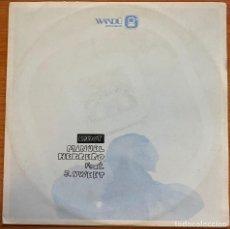 Discos de vinilo: MANUEL HERRERO FEAT. J. SWEET - ENJOY (12') (WANDU RECORDS). Lote 185486712