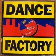 Discos de vinilo: MADAME K - STARS (12') (DANCE FACTORY). Lote 185505586
