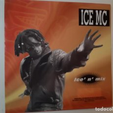 Discos de vinilo: ICE MC ICE ´N ´MIX - SPAIN 2 LP 1995 - VINILOS COMO NUEVOS .. Lote 185677191