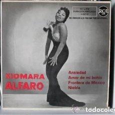 Discos de vinilo: XIOMARA ALFARO - ANSIEDAD (EP) 1959. Lote 185678542