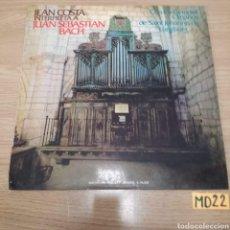 Discos de vinilo: JEAN COSTA. Lote 185685822
