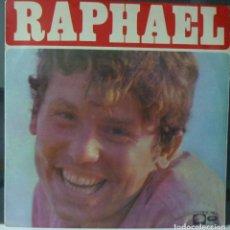 Discos de vinilo: RAPHAEL // AVE MARIA // EL GOLFO // 1968 // (VG VG). LP. Lote 185690411