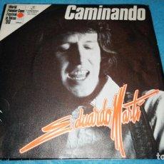 Discos de vinilo: EDUARDO MARTI SINGLE VINILO PROMOCIONAL WORLD POPULAR SONG FESTIVAL IN TOKIO 80 CAMINANDO . Lote 185693311