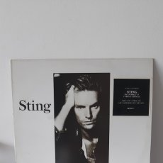 Discos de vinilo: STING. NOTHING LIKE SUN. ESPAÑA. 1987. AM.. Lote 185701470