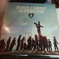 Discos de vinilo: BANDA SONORA ORIGINAL JESUS CHRIST SUPERSTAR. Lote 185703963