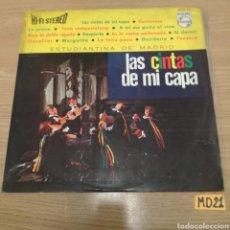 Discos de vinil: LAS CINTAS DE MI CAPA. Lote 185704856