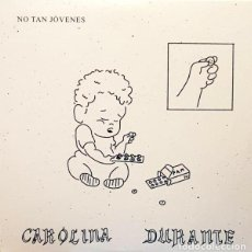Discos de vinilo: SINGLE CAROLINA DURANTE NO TAN JOVENES VINILO ROSA LTD RECORD STORE DAY 2019. Lote 185705387