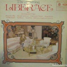 Discos de vinilo: LIBERACE - THE GLITTERING - MFP LP 1965. Lote 185709410