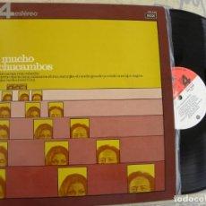 Discos de vinilo: LOS MACHUCAMBOS -LP 1976 -PEDIDO MINIMO 3 EUROS. Lote 185713528