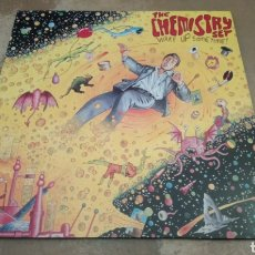Discos de vinilo: THE CHEMISTRY SET ‎– WAKE UP SOMETIME! . LP VINILO BUEN ESTADO. PSICHODELIA. Lote 185718987
