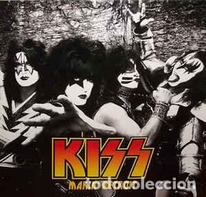 KISS – MAKIN' DETROIT - LP LIVE 1977 (Música - Discos - LP Vinilo - Rock & Roll)