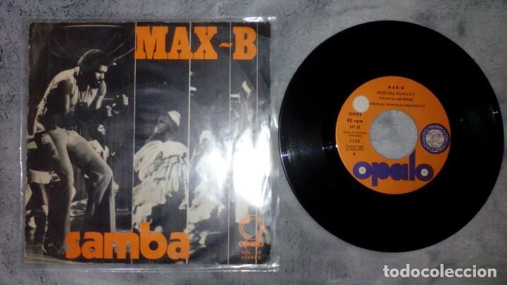 MAX B - SAMBA BAMELOO (Música - Discos - Singles Vinilo - Otros estilos)