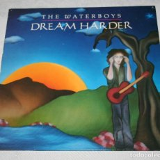Discos de vinilo: THE WATERBOYS.DREAM HARDER.ROCK.1993.LP.MIKE SCOTT.GEFFEN.. Lote 185728941