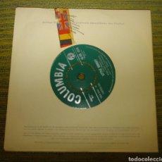 Discos de vinilo: NINA & FREDERIC - LITTLE DONKEY. Lote 185735442