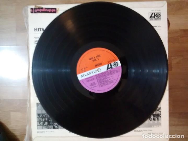 Discos de vinilo: VARIOS – HITS & SOUL/5 ARETHA FRANKLIN, SAM AND DAVE, RASCALS, OTIS REDDING, SOLOMON BURKE LP 1968 - Foto 3 - 185738826