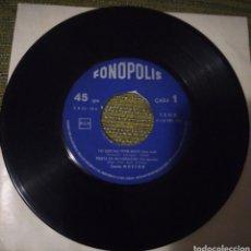 Discos de vinilo: NORTON - YO QUE NO VIVO SIN TI + 3. SOLO DISCO. Lote 185741210
