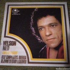 Disques de vinyle: NELSON NED - FELIZ CUMPLEAÑOS, QUERIDA. Lote 185743692