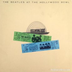 Discos de vinilo: THE BEATLES – THE BEATLES AT THE HOLLYWOOD BOWL . Lote 185743946