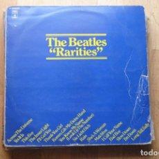 Discos de vinilo: THE BEATLES. RARITIES. EMI ODEON 1979. LP. Lote 185748882