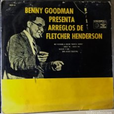 Discos de vinilo: EP ARGENTINO DE GOODMAN / HENDERSON AÑO 1958. Lote 26755285