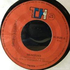 Discos de vinilo: SENCILLO VENEZOLANO DE GRUPO ACUARIO AÑO 1977. Lote 36038595