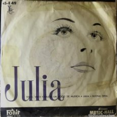 Discos de vinilo: EP ARGENTINO DE NATALINO OTTO AÑO 1958. Lote 38097650