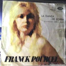 Discos de vinilo: EP ARGENTINO DE FRANCK POURCEL Y SU GRAN ORQUESTA AÑO 1965. Lote 56469476