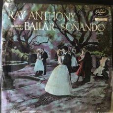 Discos de vinilo: EP ARGENTINO DE RAY ANTHONY Y SU ORQUESTA AÑO 1956. Lote 56469563