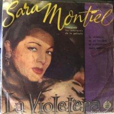 Discos de vinilo: EP ARGENTINO DE SARA MONTIEL AÑO 1958. Lote 27503099