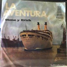 Discos de vinilo: SENCILLO ARGENTINO DE STONE Y ERIC CHARDEN AÑO 1971. Lote 35834463
