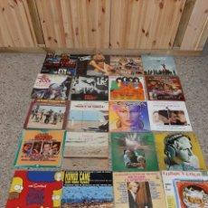 Discos de vinilo: 20 LPS MÚSICA DE PELÍCULAS Y BANDAS SONORAS. Lote 185787095